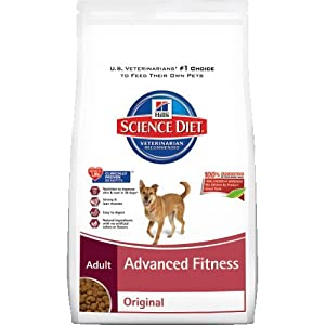 Hill's Science Diet Adult Advanced Fitness Original Dry Dog Food, 38.5-Pound