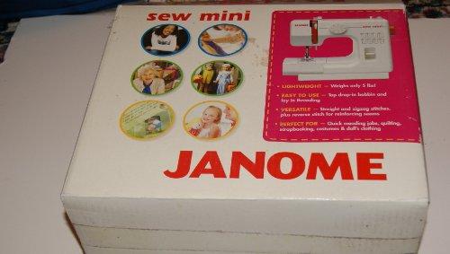 Janome Sew Mini 124 Sewing Machine (Janome 124 Sewing Machine compare prices)