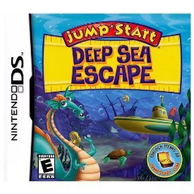 Jumpstart Deep Sea Escape (Nintendo DS) - 1