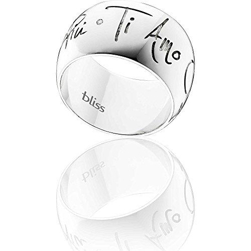 anello donna gioielli Bliss taogd+ misura 18 classico cod. 20037486