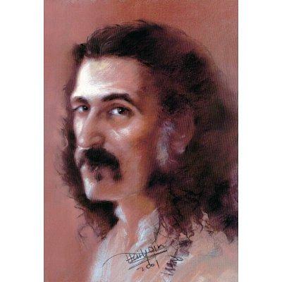 Frank Zappa Joe Corsage Music POSTER PRINT RARE - 11x17