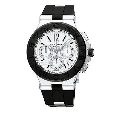 Bvlgari Diagono Automatic Mens Watch DG42C6SVDCH
