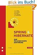 Spring & Hibernate: Eine praxisbezogene Einführung