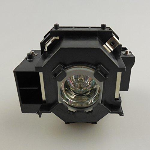CTLAMP Sostituzione della lampada del proiettore / lampadina con generale Housing ELPLP42/V13H010L42 Per EMP-83C/EMP-83/EMP-822H/EMP-822/EMP-410We/EMP-410W/EX90/PowerLite 400W/PowerLite 410W/PowerLite 83+/EMP-400W/EB-410W/EB-140W/EMP-X56/EMP-83H/EMP-83HE/PowerLite 822p/PowerLite 83c/EMP-400/EMP-400e/EB-410We/EMP-280/H281B/H330B/H330C/H371A