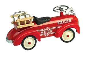 Charm Company Speedster Fire Truck