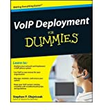 img - for [(VoIP Deployment For Dummies )] [Author: Stephen P. Olejniczak] [Nov-2008] book / textbook / text book