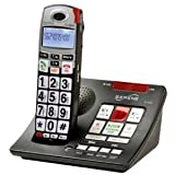Serene Innovations CL-60A Amplified Talking Caller ID Cordless Phone with Amplified & Slow-play Answering Machine