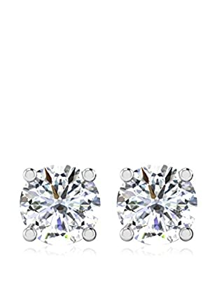 Friendly Diamonds Pendientes FDT10855Y Oro Blanco