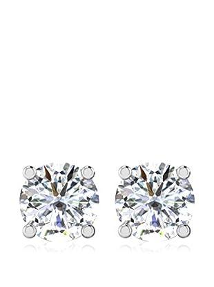 Friendly Diamonds Pendientes FDT10855Y Oro Blanco