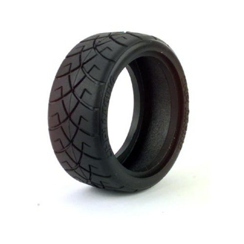 41qlsVatMpL Cheap  HPI Racing 4495 X Pattern Radial Belted Tire Pro Compound (Standard 26mm)