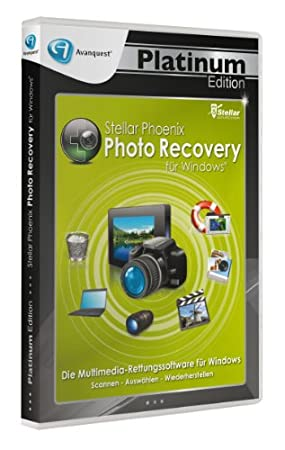 Photo Recovery Platinum Edition