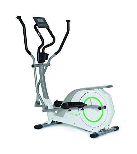 Horizon Fitness Ellittica Syros Eco, argento, taglia unica