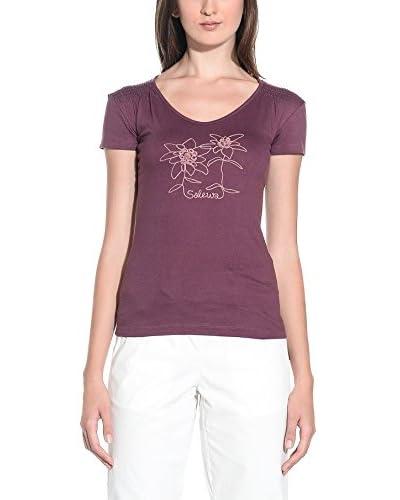 Salewa Camiseta Manga Corta Lha-Mo Co W S/S
