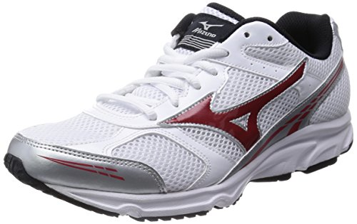 [YM] Mizuno MAXIMIZER 17 [men's] K1GA1500 84 (white / red / 260)