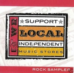various artists we support local independent music stores cd 2005 other. Black Bedroom Furniture Sets. Home Design Ideas