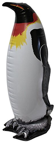 Jet Creations Inflatable Penguin Toy - 1