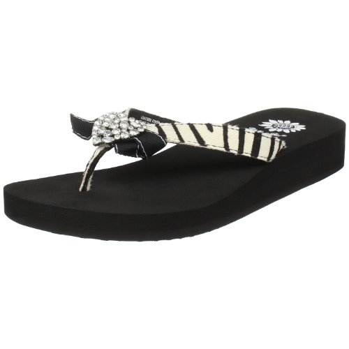 Yellow Box Womens Flirty Thong Sandal