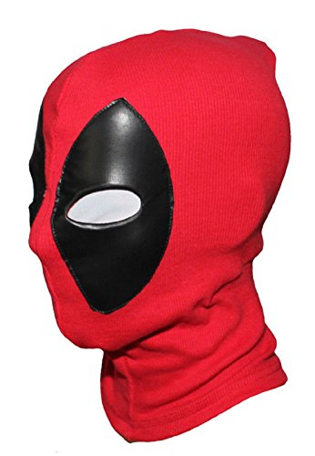 [New Deadpool Masks Balaclava X-Men Halloween Costume Hood Cosplay Full Face Mask] (Edward Scissorhands Womens Halloween Costume)