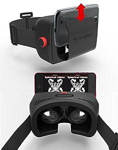 Homido HOMIDO1 Casque de réalité virtuelle HOMIDO - Noir