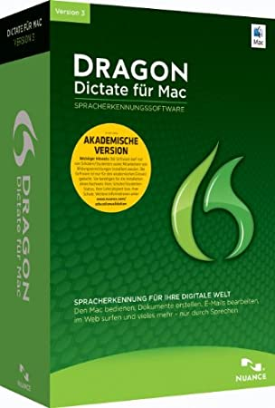 Dragon Dictate 3 für Mac, Educational Online Validation Program
