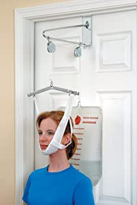 OTC Over Door Cervical Traction Kit, Complete
