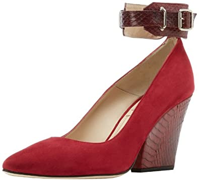 Elizabeth and james women 39 s emily pump red for Who sells lizzy james jewelry