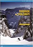 Freeride in Dolomiti. Marmolada, Arab...