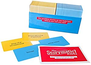 The Storymatic The Storymatic Kids Hundreds of Cards Tell Stories, Play Games, Make Art, and More Includes