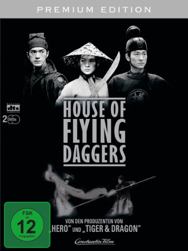 House of Flying Daggers (Premium Edition, 2 DVDs)