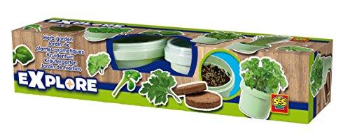 Explore - Jardín de hierbas aromáticas, multicolor (SES 25081)