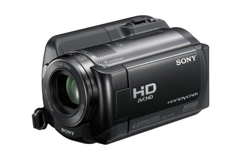 Sony HDRXR105E High Definition Handycam Camcorder With Built-In 80GB Hard Disc Drive (33hrs)