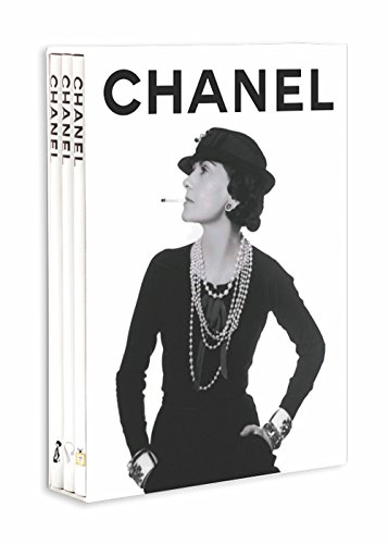Chanel: Fashion/ Fine Jewellery/ Perfume (Set of 3 Books)