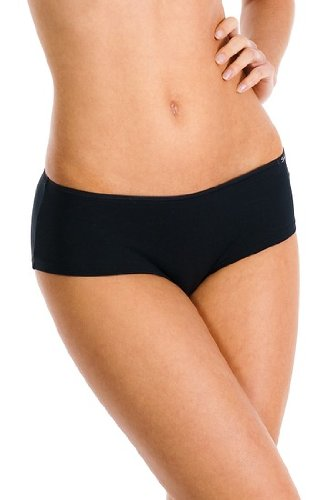 Skiny Essentials Light Women Panty, Gr. 38, schwarz