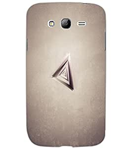 SAMSUNG GALAXY GRAND NEONEO PRISM Back Cover by PRINTSWAG