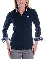 Giorgio Di Mare Camisa Mujer (Azul Marino)