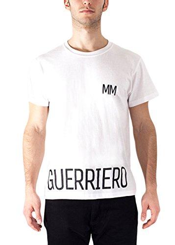 Marco Mengoni - T-Shirt Guerriero Maglietta da uomo