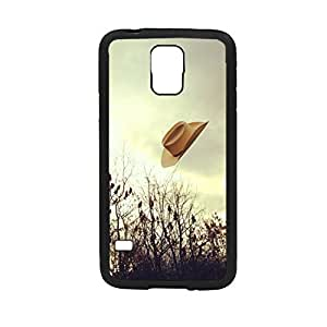 Vibhar printed case back cover for Samsung Galaxy S5 FlyingHat