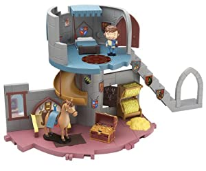 Mike The Knight Deluxe Glendragon Castle Playset