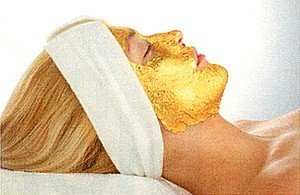 KollagenX 24 Karat Gold Collagen Mask Pack of 4!