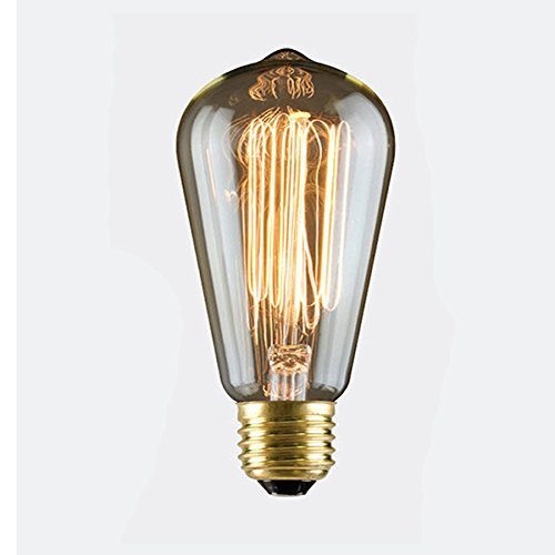 (6 Pack) 30 Watt - Marconi Filament Type - Perma-Glow Signature - Antique Nostalgic Light Bulb - 120 Volts - Antique Light Bulb Co. L2780 (Antique Light Bulb Co compare prices)