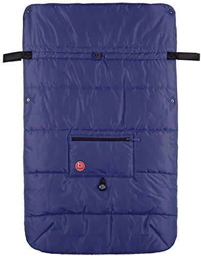 Blue Banana Stroller Blanket - Navy - 1