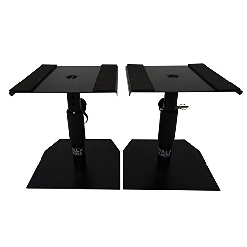 gorilla-gsm-50-speaker-desktop-studio-monitor-stands-table-top-pair-inc-lifetime-warranty