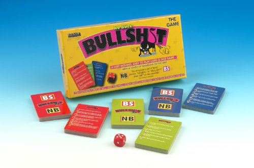 No Bull - Bullsh*t Card Game - 1