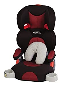 Graco High Back TurboBooster Car Seat, Fairfax (Discontinued by Manufacturer)