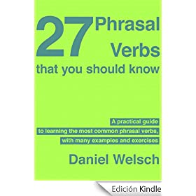 27 Phrasal Verbs That You Should Know (English Edition)