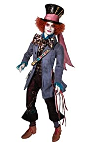 Barbie Tim Burton's Alice In Wonderland Mad Hatter Doll