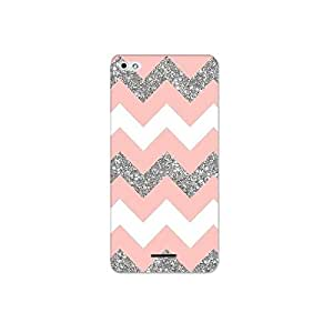 Micromax silver 5 nkt07 r (34) Mobile Case by Mott2 - Wave Print (Limited Time Offers,Please Check the Details Below)