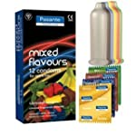Pasante Mixed Flavour Condoms x 144