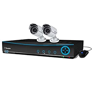 Swann SWDVK-442002-US DVR4-4200 4 Channel 960H Digital