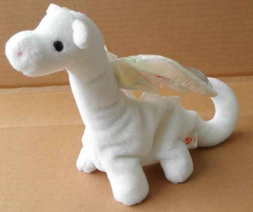 Ty Beanie Babies Magic The Dragon Stuffed Animal Plush Toy - 7 Inches Tall - Style 4088 front-61435